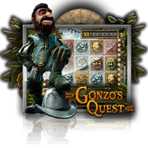 gonzo quest transparent